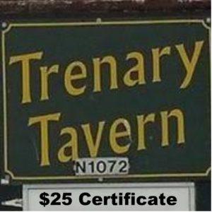 Visit Trenary Tavern on Trenary Ave.