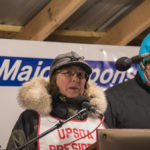 Upper Peninsula Sled Dog Association President Darlene Walch.