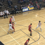 Negaunee defeats Westwood 49-46 in a close game.