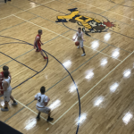 The Negaunee Miners defeated the Westwood Patriots 56-47.