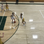 Negaunee faced Manistique in their final tune-up before District play.