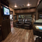 This RV is like a full house!