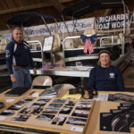 Drop by and see Richards Boat Works out of Escanaba.