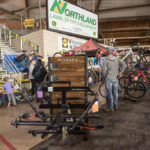 Get mounting equipment for your bike.