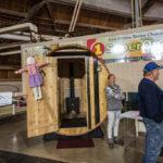 Get a U.P. made barrel sauna from Keweenaw Saunas.