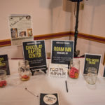 Roam Inn and the Choclay Raptor Center donated the grand prizes!