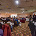 This year's event was held at the Ramada Inn in Marquette.