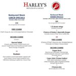 Harley's Restaurant is located in the Ramada.