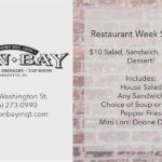 Enjoy Lunch at Iron Bay for just $10.