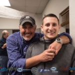 Bill Tibor and Luke Ghiardi - best of buds!