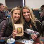 These ladies won coffee and booze, what else could you ask for!