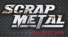 We've got your chance to see Scrap Metal live at the Island.