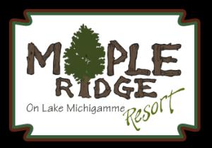 Maple Ridge Resort in Michigamme