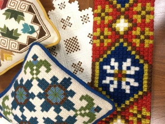 Rosemary Michelin Discusses Her Norwegian Fiber Arts Workshop at the MRHC in March