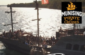Munising Pirate Cruises Adult Only Sunset Cruise tickets are just $25!