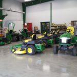 Some awesome new John Deere equipment at Northland