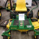 Get a new John Deere mower for the summer