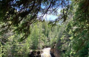 Miner Falls
