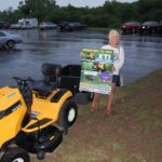 Thanks to Bergdahl's for helping us give away this XT1 Enduro Series Cub Cadet Mower.