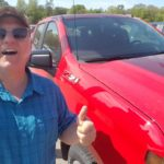 The Major approves of all the vehicles at Frei Chevrolet