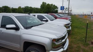 Frei Chevy has a great lineup of pickup trucks