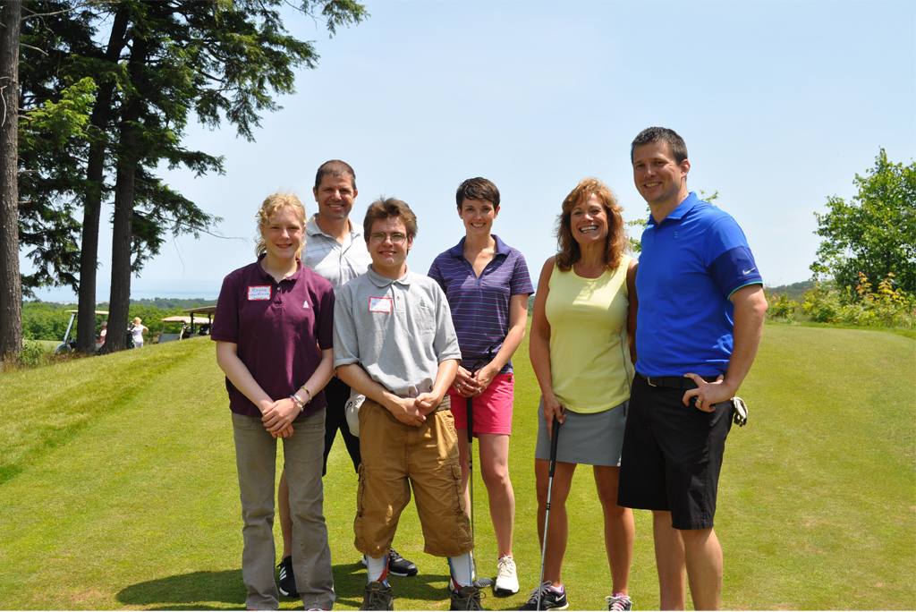 2015 Bay Cliff Golf Outing at Greywalls Golf Course