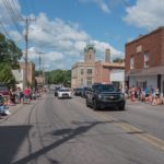 This year was the 40th Annual Pioneer Days Parade in Negaunee, Michigan.