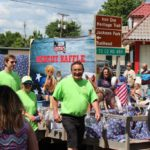 UPAWS float in Pioneer Days Festival