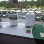 You would think we were at a golf event or something. So many different great golf packages to win!