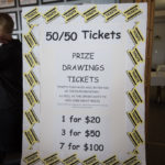 The prize drawing information!