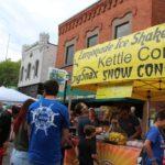 Lemonade Shakers at the Blueberry Festival
