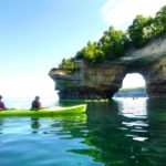 This is one of the best ways to see Pictured Rocks up close.