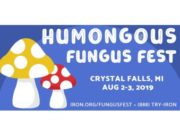 Erika Lidwall 8th Day Interview - 28th Annual Humongous Fungus Festival August 2nd-3rd Crystal Falls