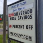 Frei Chevy has amazing deals on Silverados