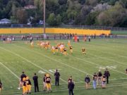 The Iron Mountain Mountaineers defeated the Negaunee Miners 17-14 on Sunny 101.9FM.