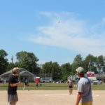 More softball at Community Day