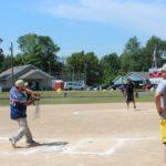 Softball Tournament during Community Day