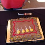 Cake to Eat at Auto Armor 40th Anniversary Party - August 24, 2019