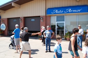 Auto Armor Auto Spa 40th Anniversary Party on Saturday August 24th 1p-5p