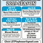 The Lake Superior Theatre 2019 Season