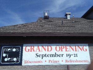 Stop be for the Grand Opening September 19-21, 2019!