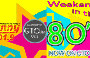Weekend in the 80's moves to GTO 97.5
