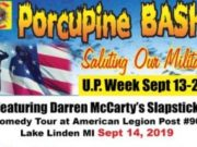 Kevin B Klein 8th Day Interview - Porcupine Bash Saluting Our Military September 13th-20th