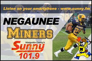 Negaunee Miners play on Sunny 101.9