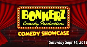 See the Bonkerz Comedy Showcase at Island Resort & Casino.