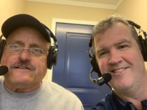 Mark Evans and Gregg Nelson had the call on Sunny 101.9 tonight, as Negaunee took home the Dick Koski Trophy for a second consecutive year with a 42-16 win over Gogebic.