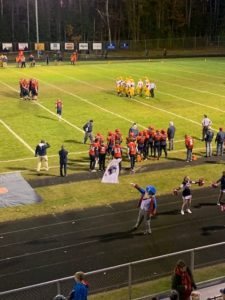 The Miners fell to Westwood tonight by a score of 42-14 tonight on Sunny 101.9. However, they'll have an opportunity to make a statement next weekend in the first round of the MHSAA playoffs.