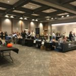 A lot of great companies to talk to at the NMU Job fair 2019