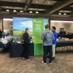 GreenStone's Booth at NMU Job Fair