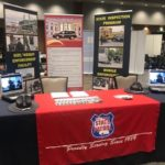 State Patrol booth at NMU Job Fair